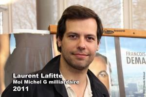 Laurent Lafitte 2011