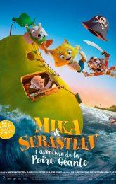 Mika et Sebastian, l'aventure de la poire géante